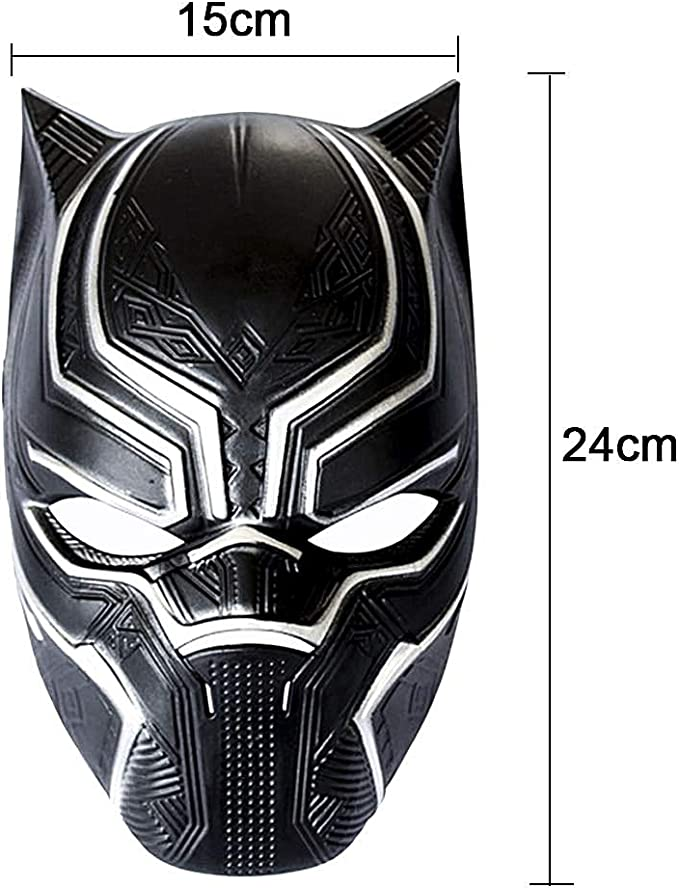 KIRALOVE Máscara - máscara - Pantera Negra - Pantera Negra ...