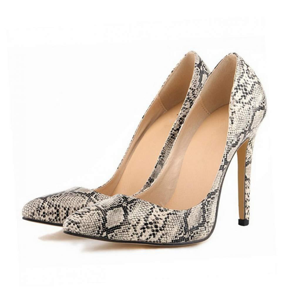 Nude pumps FASZQ shoes Woman High Heels Ladies shoes 12CM Heels Pumps Women shoes Black bluee Party Wedding shoes Stiletto