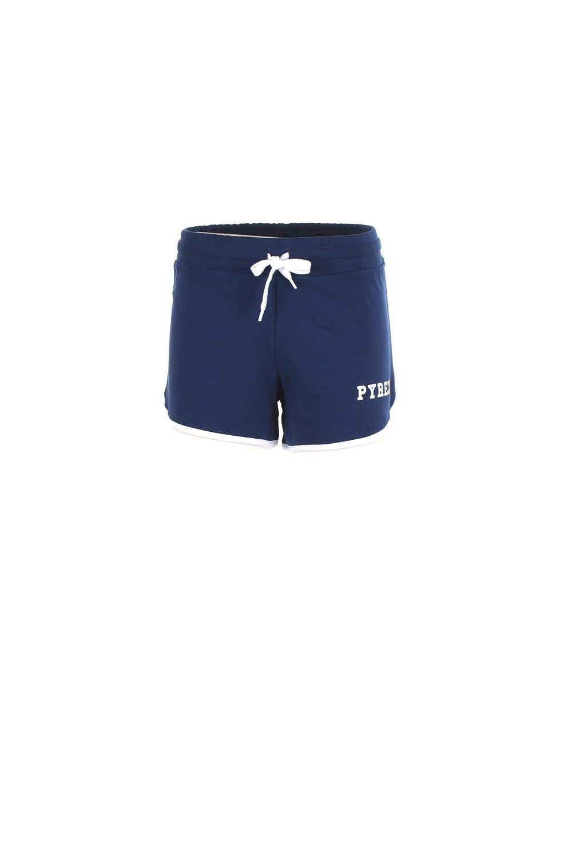 TALLA S. Pyrex Shorts Donna BLU
