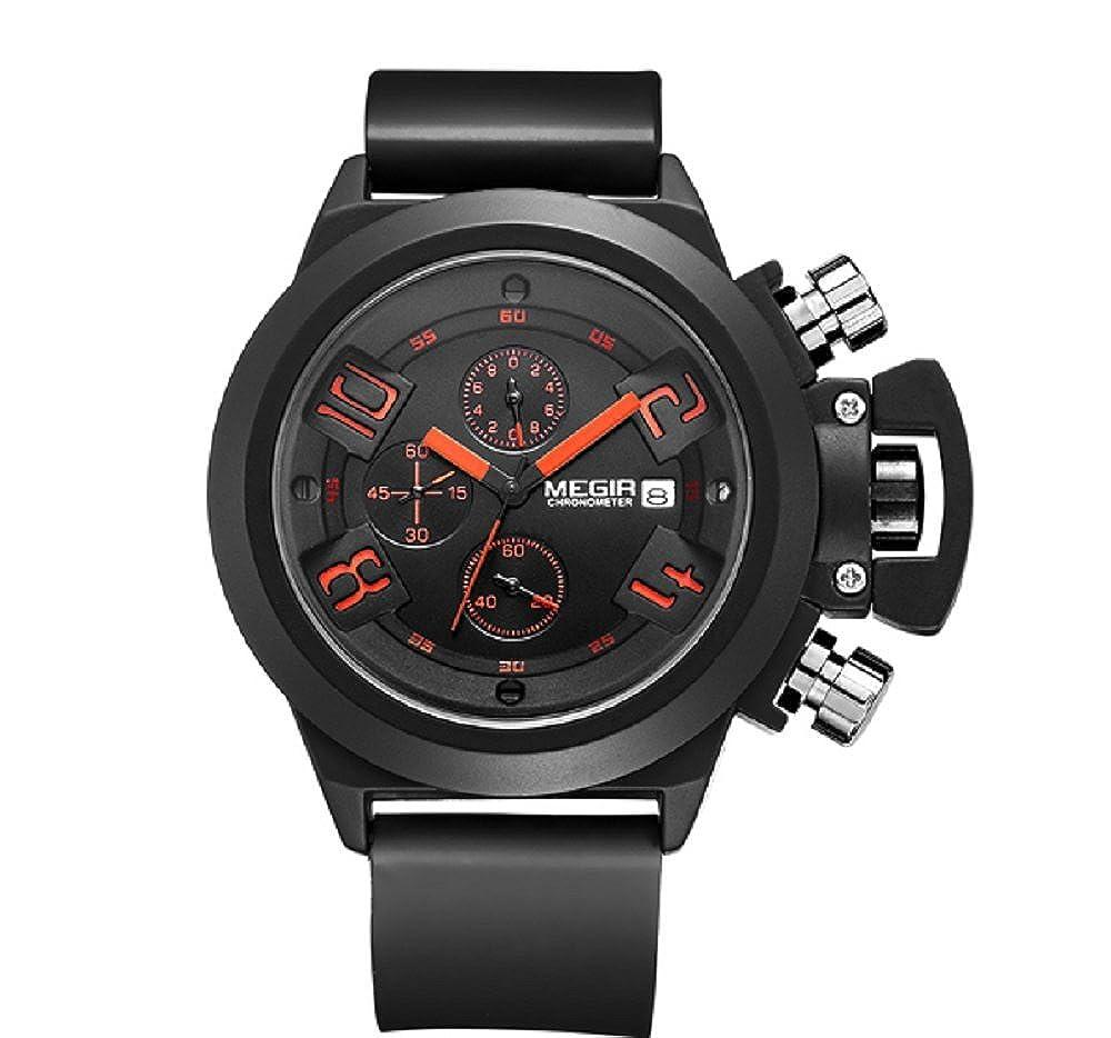 Amazon.com: Relojes de Hombre Fashion Mens Formal Quartz ...