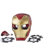 Marvel Avengers Hero Vision Iron Man Realidad Aumentada Talla única Hasbro E0849175