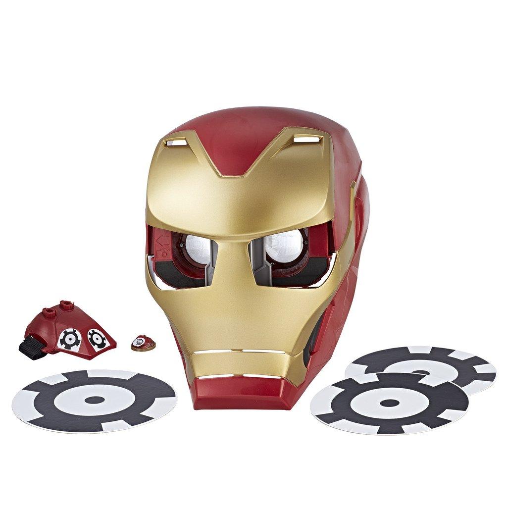 Marvel Avengers – Iron Man Hero Vision Augmented Reality, Einheitsgröße (HASBRO e0849175)
