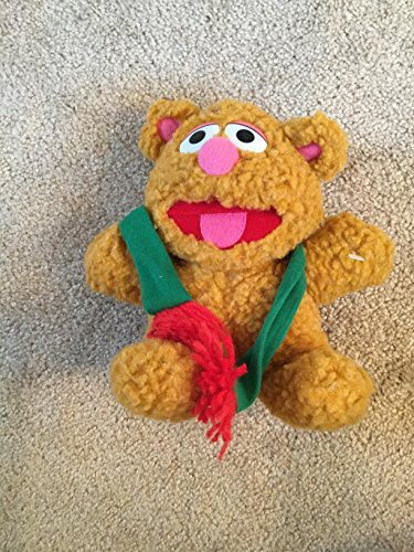 "McDonalds Presents ""Baby Fozzie Bear"" Vintage Plush Toy from Muppets"
