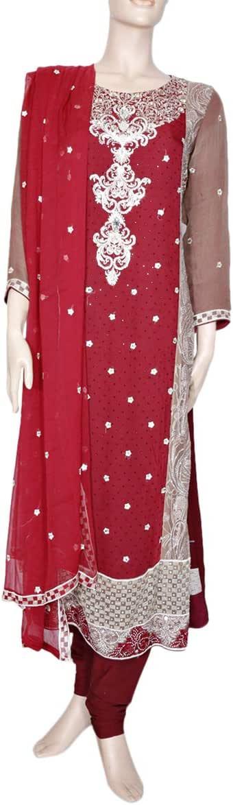 Shabnam Casual Kameez & Salwar Set For Women