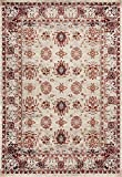 7010 Red Traditional 5 x 7 Area Rug Carpet Large New Review