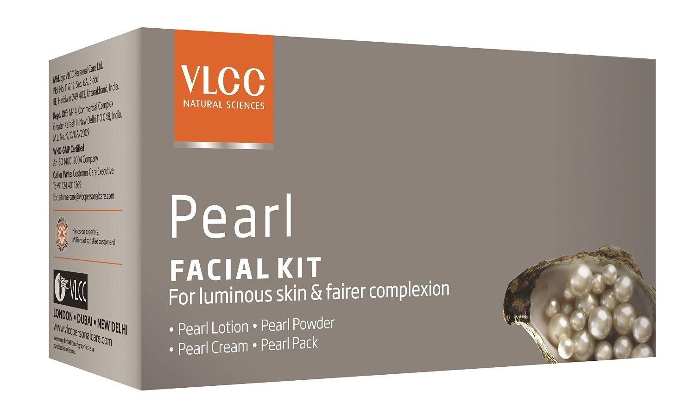 Amazon com: VLCC Pearl Facial Kit - -