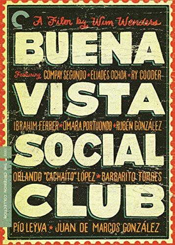 Buena Vista Social Club (Vista Dvd)