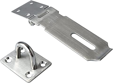 Aluminum Alloy Doors And Windows Lock Knobs Sash Hasp Security Handle SHAN