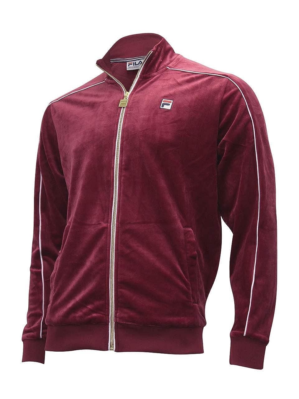 57d130093e Fila Men's Lineker Track Jacket at Amazon Men's Clothing store: