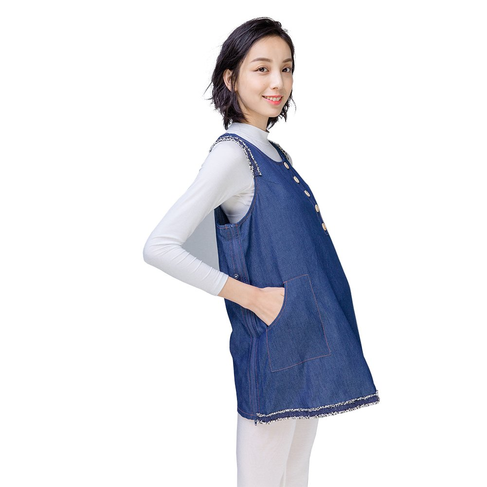 097d17bcc8689 Anti-Radiation Vest Maternity Women Top Pregnant Protection Shield Clothes  at Amazon Women's Clothing store: