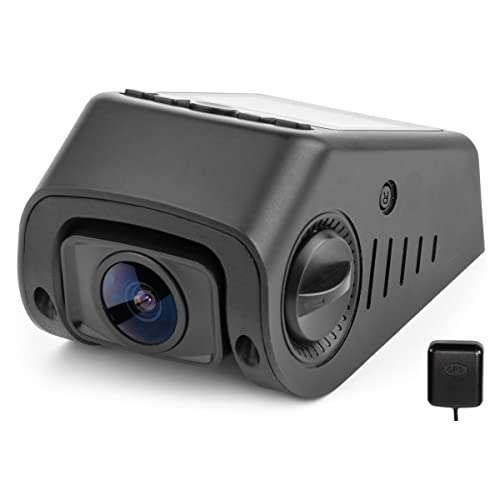 Black Box B40-C Capacitor Gps Stealth Dash Cam - Covert Versatile Mini A118 Video Camera With G-Sensor Wdr Night Vision Motion Detection - Nt96650 Ar0330