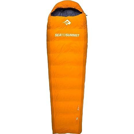 Sea to Summit Trek tkiii de 11 grados – Saco de dormir con relleno de plumón