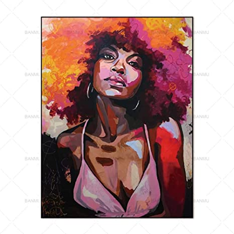 tzxdbh Figura de la Pintura de la Lona Imagen Arte de la ...