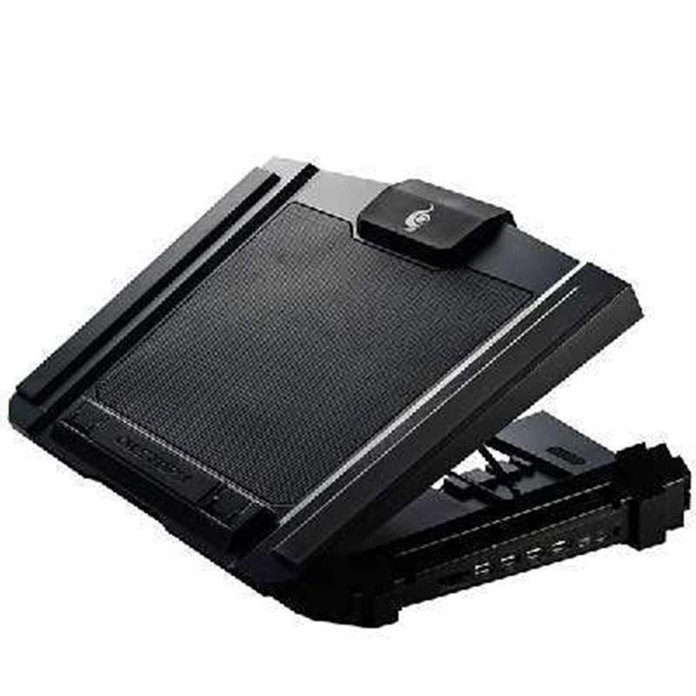 PANGU-ZC Notebook Cooler - Home Notebook 17 Inch Radiator Padded Base 17 Inch Heat Sink Durable