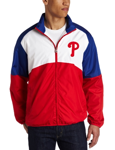 Philadelphia Phillies Mens Jackets - 3
