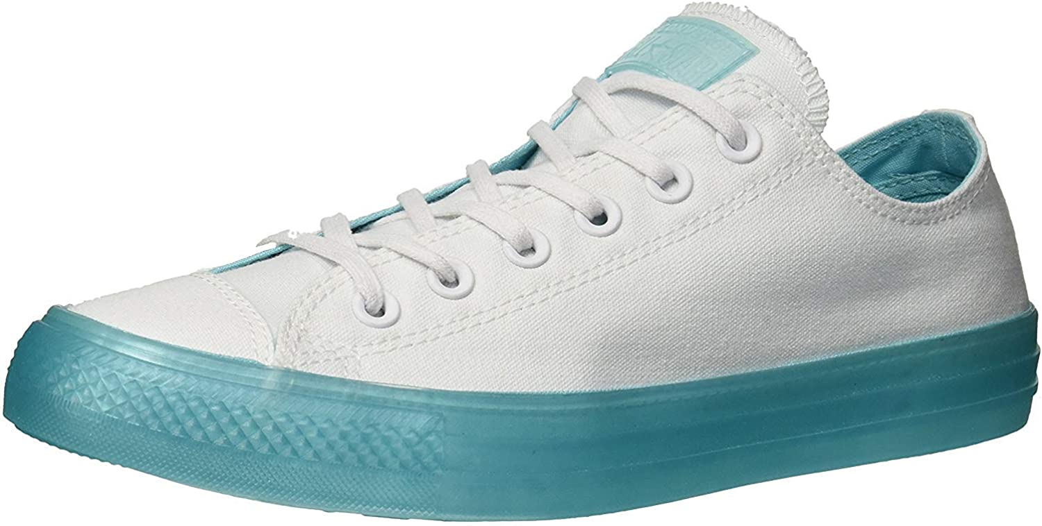 Converse Chucks High CT AS OX 560645C White Bleached Aqua