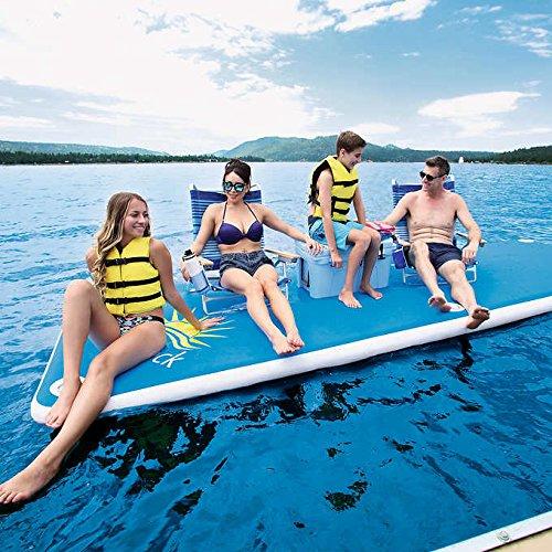 Bestways 15' X 5' Inflatable Sun Deck