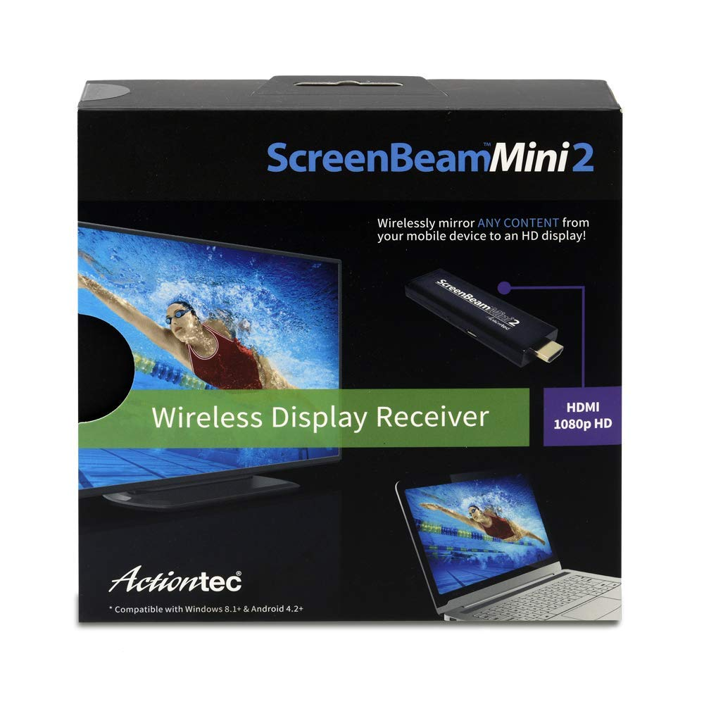 Actiontec ScreenBeam Mini2 Wireless Display Receiver(SBWD60A01) by Actiontec (Image #3)