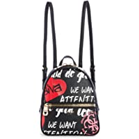 Guess Fashion Backpack For Women, Black - GF718432