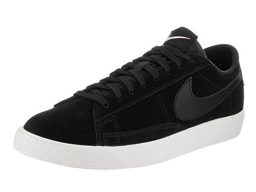 the latest 0fbab 07f0b Nike Shoes – Blazer Low Black Beige Purple Size  42.5