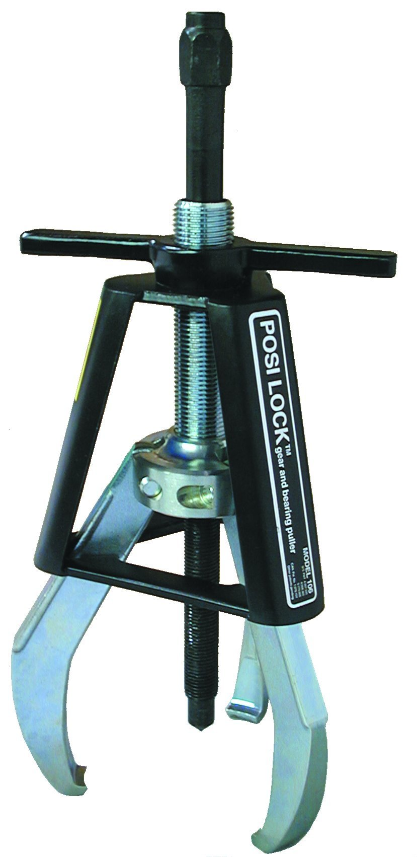Posi Lock 106 Manual Puller, 3 Jaws, 10 tons Capacity, 6'' Reach, 1/4'' - 7'' Spread Range, 13-1/3'' Overall Length by Posi Lock Puller