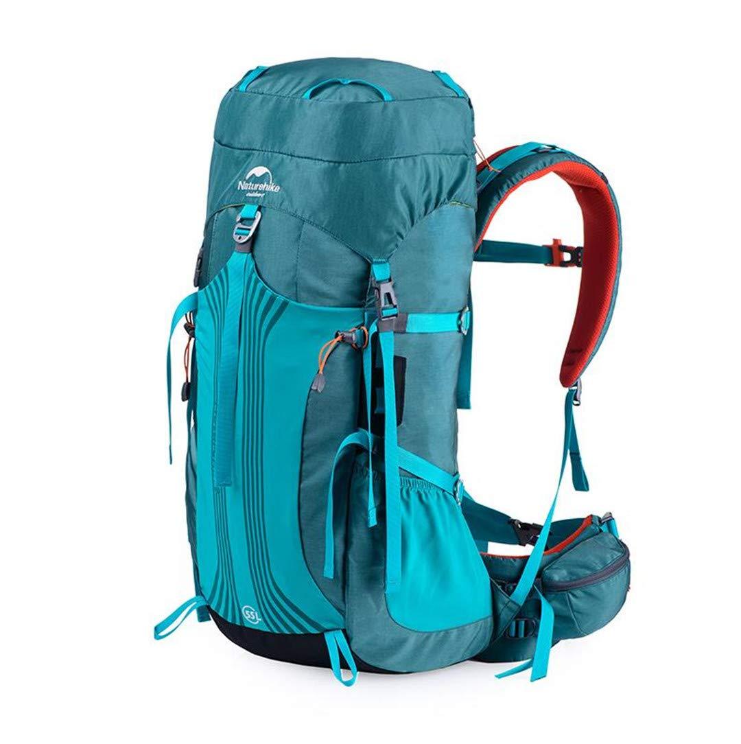 バッグ プロフェッショナル ハイキング キャンプ バックパック 通気性 大容量 アウトドア マウンテン モチラ 旅行用 B07KGB22T2 画像参照 50 - 70L