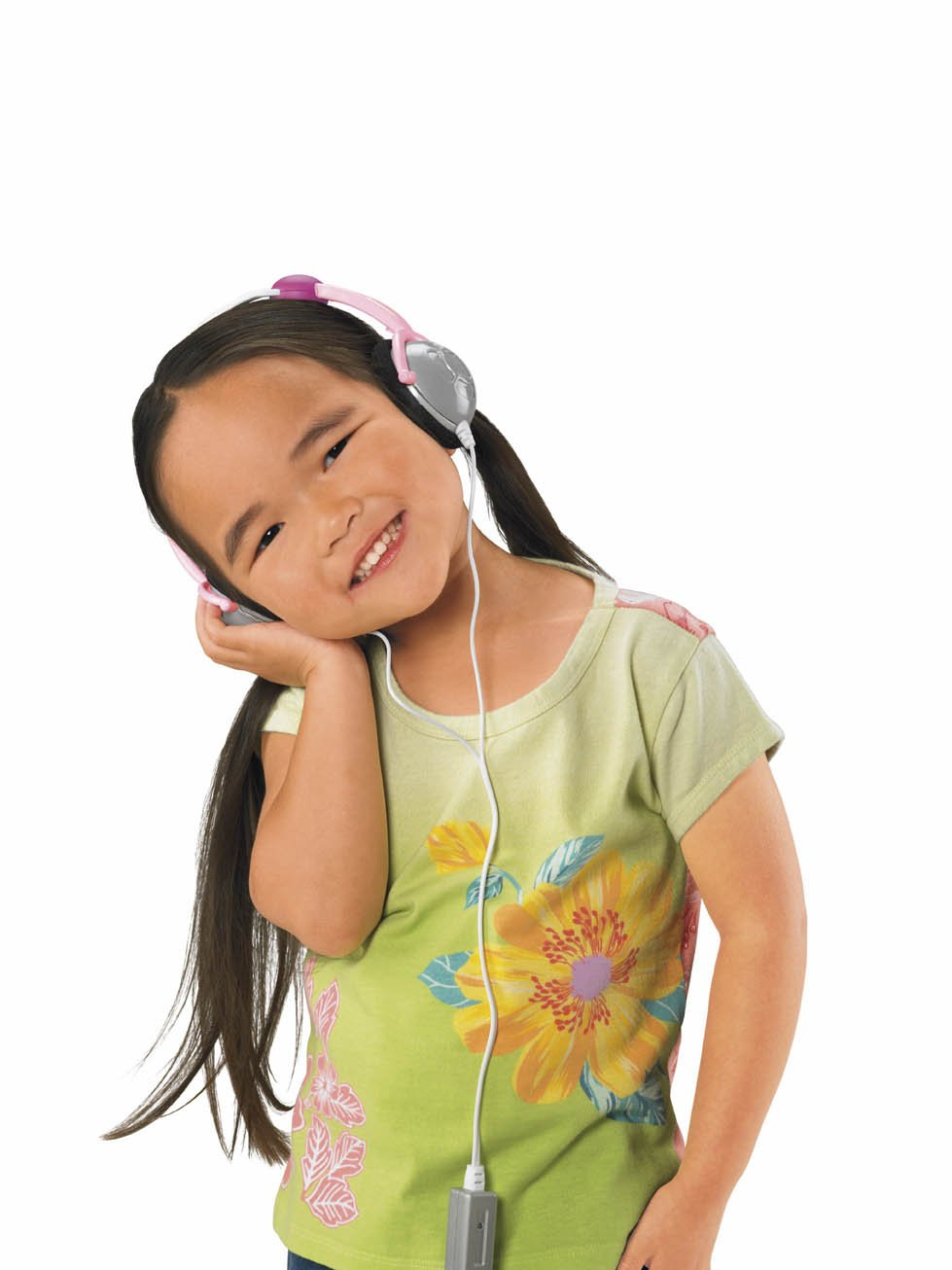 Fisher-Price Kid-Tough Headphones Pink