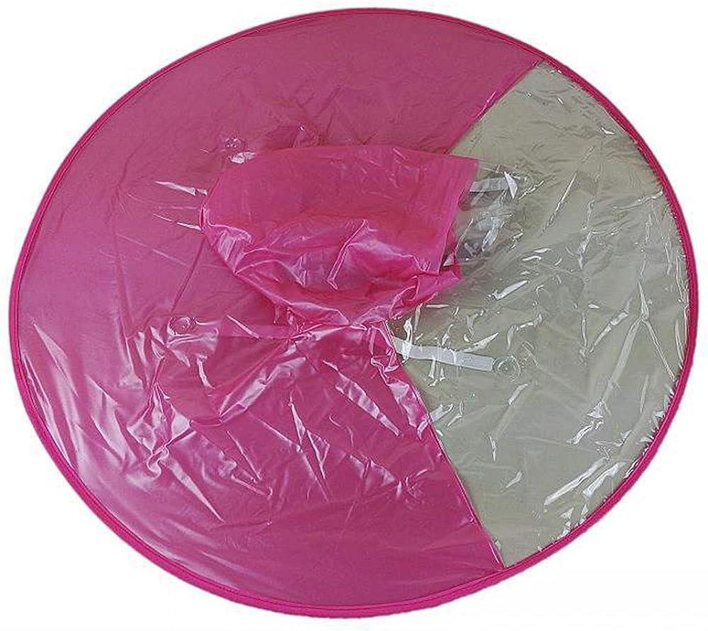 Creative Raincoat Umbrella Child Adult Rain Coat Cover Transparent Umbrellas