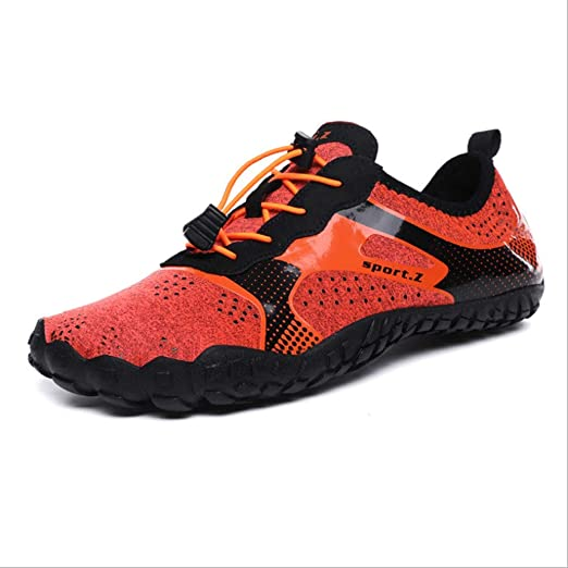 LLY Zapatos Descalzos Unisex Zapatillas de Trail Running Gimnasio ...