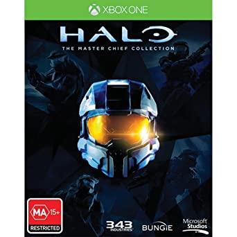 Amazon Com Halo The Master Chief Collection Xbox One Game Video