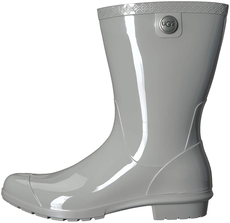 9a1686dd4bd UGG Women's Sienna Rain Boots