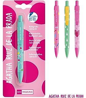 Agatha ruiz de la prada 11433 - bolígrafo metálico, diseño ...