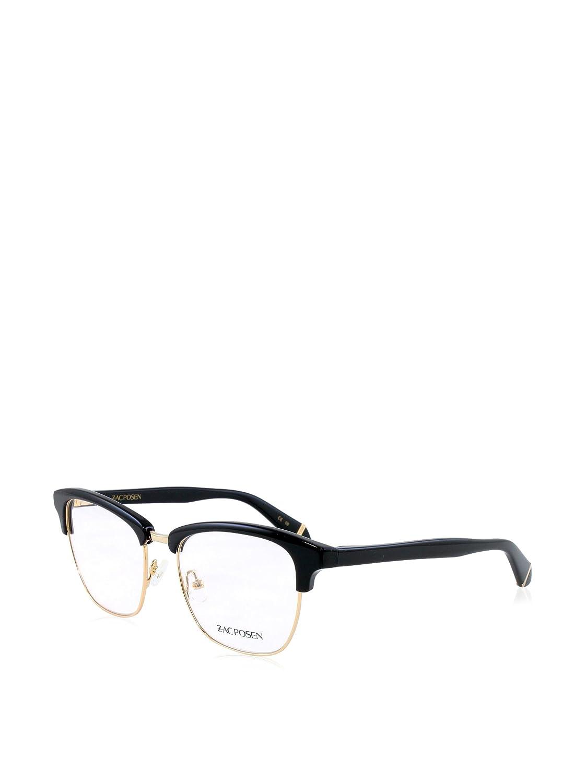 Zac Posen MASHA Black Eyeglasses Size51-17-135.00