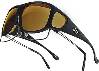 Fitovers Eyewear Aviator Sunglasses