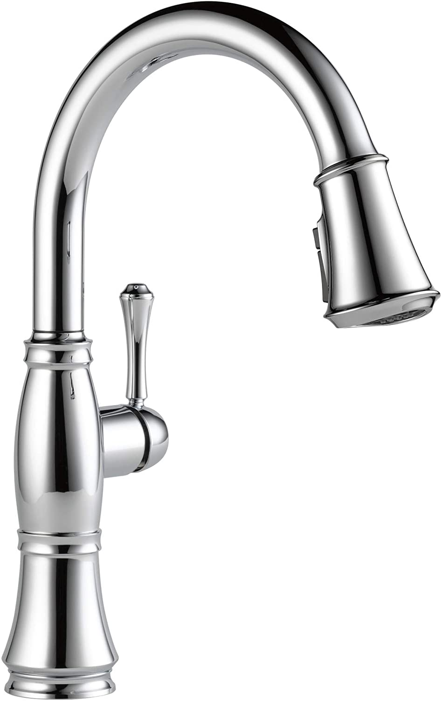 Delta Faucet Cassidy Kitchen Sink Faucet