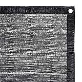 NKTM 50%-60% Sunblock Shade Cloth, Cut Edge UV