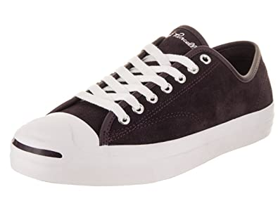 e23420e6c1d251 Image Unavailable. Image not available for. Color  Converse Unisex Jack  Purcell Pro Ox Black Cherry White White Skate Shoe 10 Men