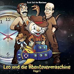 Leo und die Abenteuermaschine 1 Hörspiel