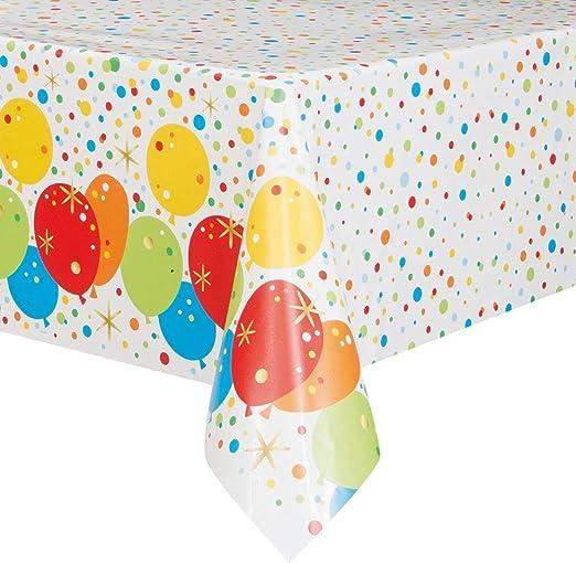 Amazon.com: Foil para pelotas de arco iris Feliz cumpleaños ...