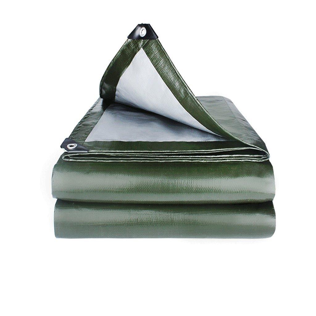 WZLDP Panno Antipioggia - Tendina Parasole per Tende da Sole, Tendina Parasole Esterna, Tendina Impermeabile Anti-UV (Dimensioni   6m×7M)