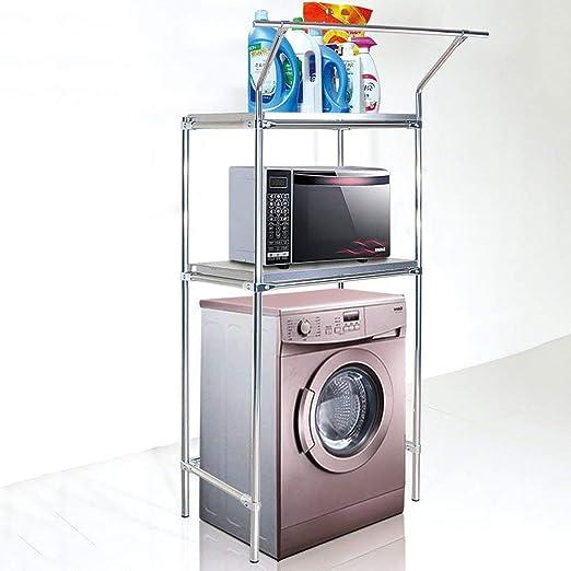 Itscominghome Estante Multifuncional para baño, lavadero, Ducha ...