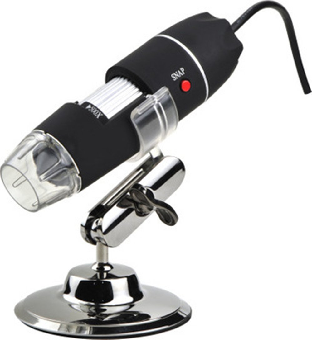 1X to 5000X magnification 8 LED USB Powered Digital Microscope Endoscope Zoom Camera Magnifier With Stand