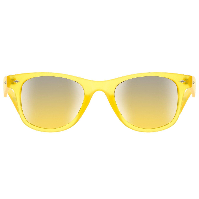 Polaroid PLD/230198_PVI, Occhiali da Sole Unisex-Adulto, Trns Yellow, 50