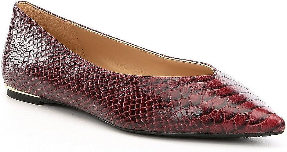 Pointy Toe Flat