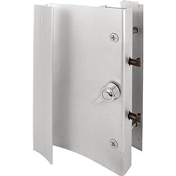 Prime-Line Products C 1014 Sliding Door Handle Set, Aluminum ...