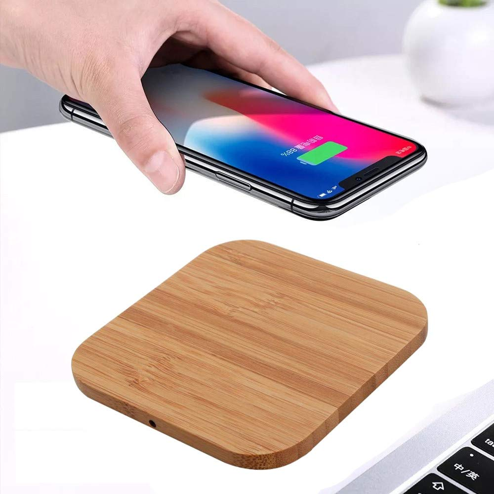 huge selection of 25e2f 30468 Amazon.com: Wireless Charger for iPhone XS/XS Max/XR, Elevin(TM ...
