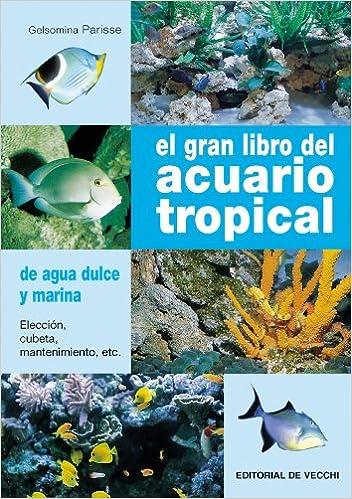 El gran libro del acuario tropical (Animales): Amazon.es: Gelsomina Parisse: Libros