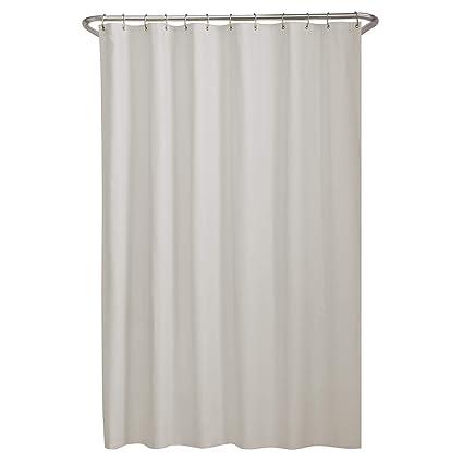 Amazon Maytex Microfiber Shower Curtain Liner Bone 70 X 72