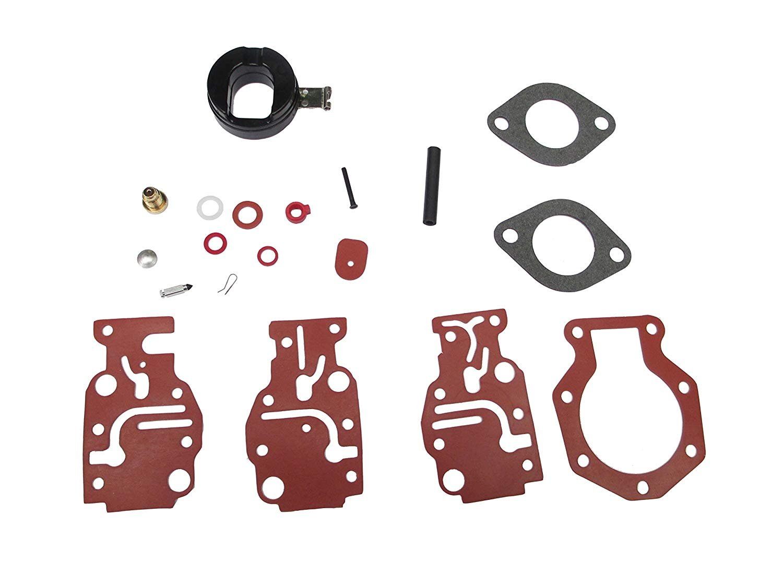 Carburetor Carb Repair Rebuild Kit For Johnson//Evinrude 439073,0439073