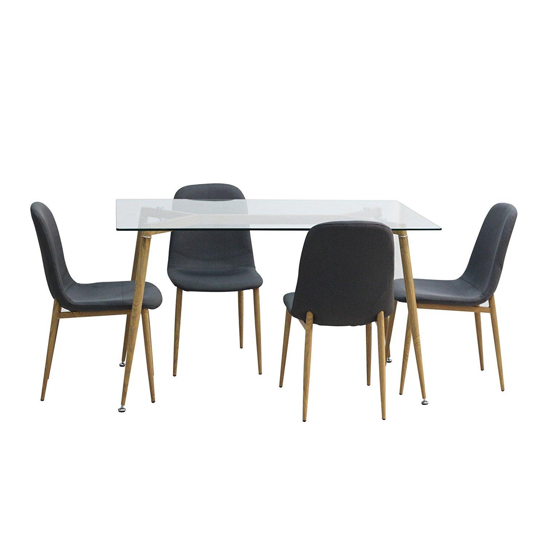 Charmant Lässig Küchentisch Und Stuhl Setzt Bilder - Küchen Ideen ...